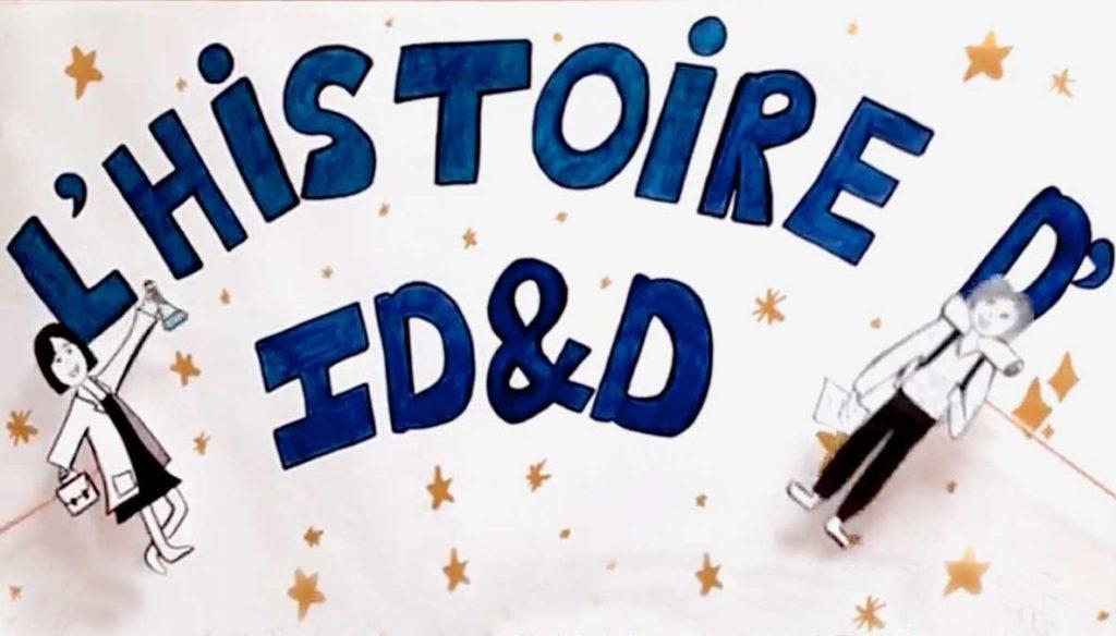 L'histoire d'id&d